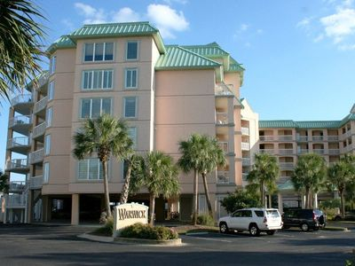 Photo for Exquisite Oceanfront Condo.  Warwick 309 Professionally Decorated