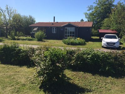 Photo for Lovely cottage by the sea near Stevns - DK, only 50 meters to the beach