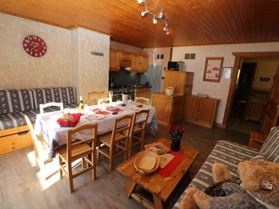 Photo for 3 rooms 8 people 2* exposed South East