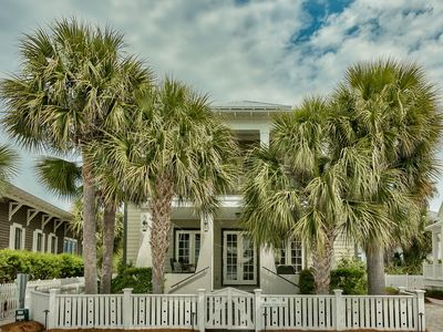 """Photo for """"White Caps Inn"""" Gorgeous home in Carillon Beach with a Private Pool! Sleeps 13."""