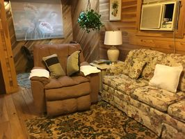 Photo for 1BR Cabin Vacation Rental in Frenchburg, Kentucky