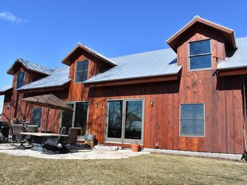 Incredible Lake House Like No Other Rustic Reclaimed Barn House Near Wi Dells Interior Design Ideas Clesiryabchikinfo