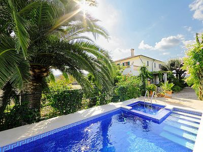 Photo for 5 bedroom Villa, sleeps 10 in Alcúdia with Pool and WiFi