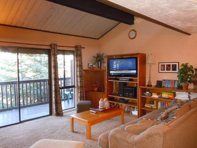 2 Bedroom Premier Townhouse at the Base of Snow Summit Ski Resort!
