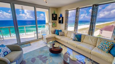 Photo for Luxury Corner Unit For The Discriminating Traveler with Double  Beach Service