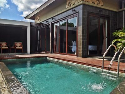 Photo for 2 Bedrooms Private Pool Villa - Canggu