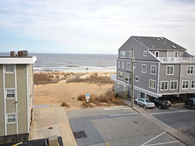 Photo for What  a View from this 3BD condo with outdoor pool and free WiFi. Great open floor plan condo  with south exposure.