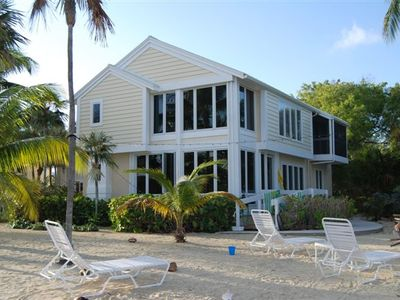 Photo for Absolutley Beautiful Oceanfront Home in Cayman Kai