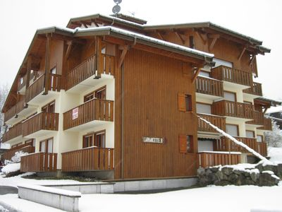 Photo for Haute Savoie, Les Contamines, Montjoie, 4-room apartment