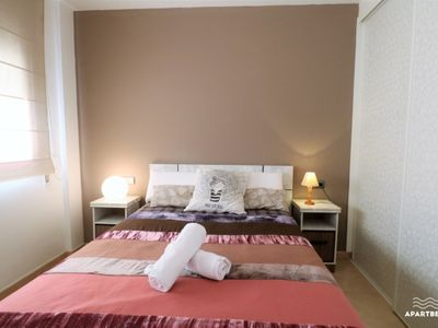 Photo for Apartbeach Reus Pallol, central and with a large terrace.