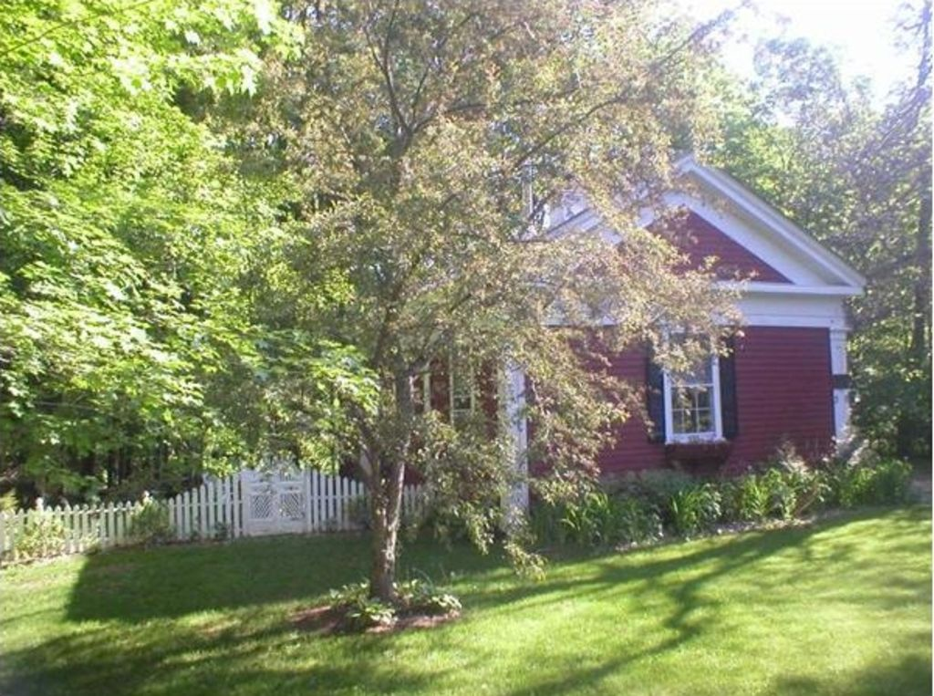 Historic Red Schoolhouse featured in the 20... - VRBO