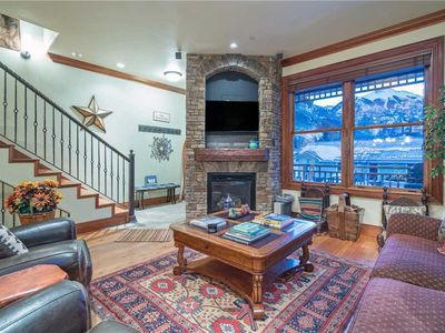 Photo for Elegant Downtown Luxury Townhome on the Sunny Side of Main Street