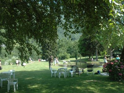 Photo for In the Pyrenees, near the Baths and close to 3 Ski Resorts