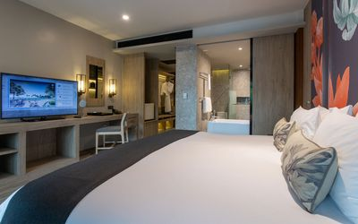 Photo for Calm Atmosphere Deluxe room Khao Lak(D08)