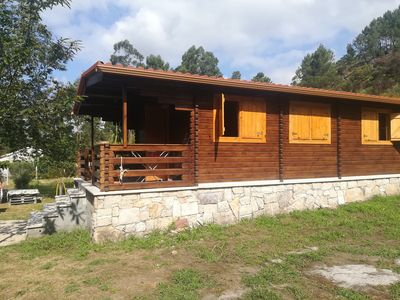 Photo for Beautiful chalet with terrace