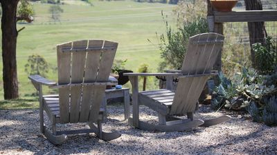 Photo for Glorious views- country studio- Pet friendly