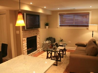 Photo for Roscoe Village, Modern, Lakeview, Close to Cubs, $99 winter special~Cozy