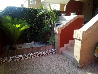 Photo for APARTMENT UNDER WIFI + PISC AND GARAGE MARINA DOR FREE PET