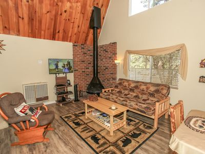 Photo for 1BR House Vacation Rental in Sugarloaf, California