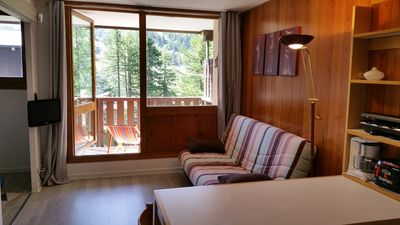Photo for ISOLA 2000: Beautiful 2 rooms entirely renovated, at the foot of the slopes, 5 pers