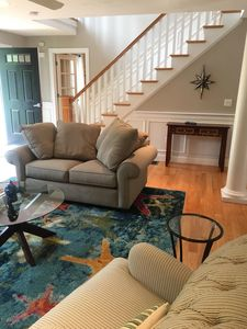 Photo for Beautiful New Osterville House, ALL NEW FURNITURE, LARGE GAME ROOM, AC,PARKING