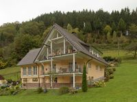 Fine accommodation, reception and surroundings