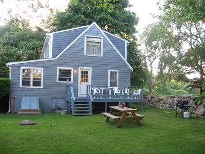 Photo for Large comfortable cottage . Wonderful setting and location!