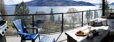 Panoramic view from the Patio and Master Bedroom.