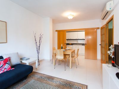 Photo for Central & Sunny Apartment Near Passeig de Gracia I -15 minutes walking