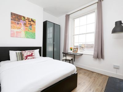 Photo for Bethnal Studio 9 apartment in Tower Hamlets with WiFi & shared terrace.