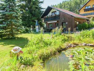 Photo for Detached holiday home in Piesau at the Rennsteig