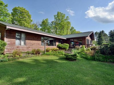 Photo for Lake Namakagon Private Home Rental – Cable, Wisconsin Lodging