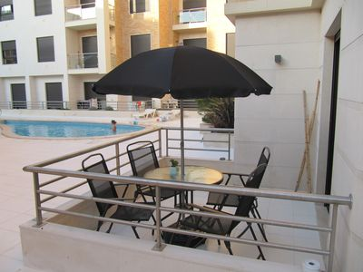Photo for Luxurious T3 1 minute walk from Baia - downtown