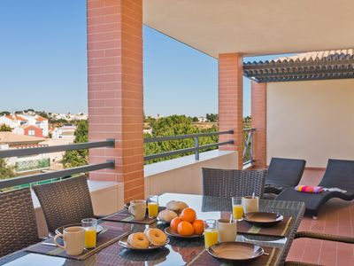 Photo for Luxury Penthouse Apartment in Parque da Corcovada Albufeira PC-41-3B