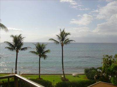 Oceanview directly from your lanai!