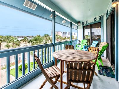 Photo for Blue Paradise-2BR☀OPEN Apr 26 to 28 $557!☀Harbor Views! Walk to Beach- Fun Pass!