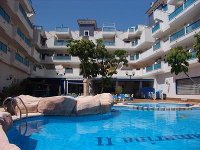 Photo for 2BR Apartment Vacation Rental in Orihuela Costa Cabo Roig, Comunidad Valenciana