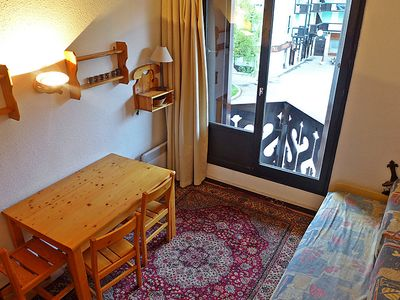 Photo for One bedroom Apartment, sleeps 4 in Chamonix with WiFi