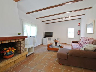 Photo for This 4-bedroom villa for up to 8 guests is located in Lloret De Mar and has a private swimming pool