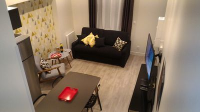 Photo for New Appart 3 * Cozy 40sqm to LILLE Wazemmes for 2-6 People