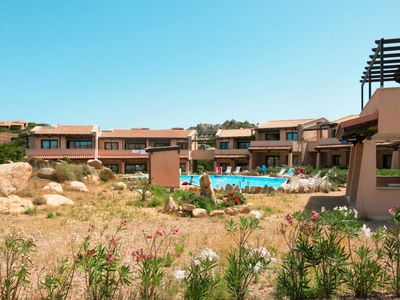 Photo for Apartment Residence Park Paradise (CPA133) in Costa Paradiso - 6 persons, 2 bedrooms