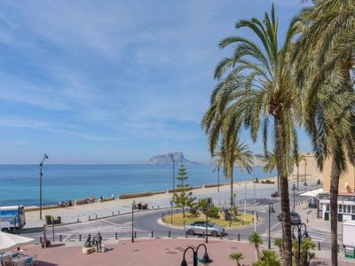 Photo for 2 bedroom Apartment, sleeps 4 with Air Con and Walk to Beach & Shops