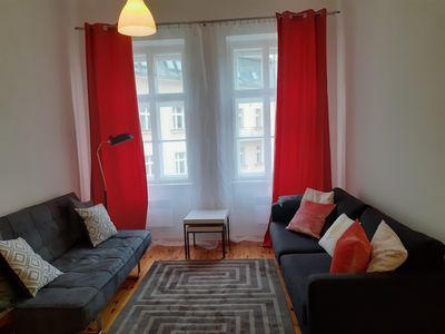 Photo for Charming apartment by the National theatre in the TOP center location