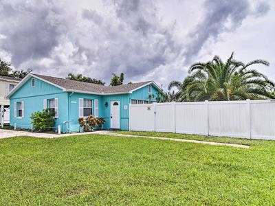 Photo for Renovated Indian Rocks Beach Home - Steps to Shore