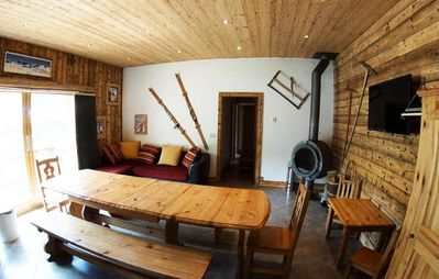 Photo for Chalet Odalys Le Peak - 5 Room Chalet 12 People