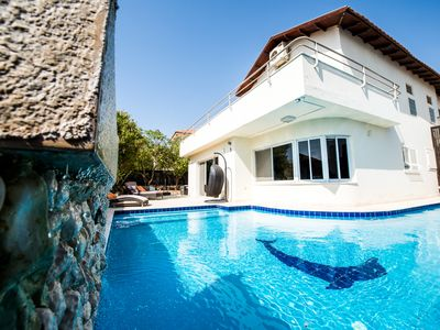 Photo for Magical and luxurious villa with private pool in Eilat