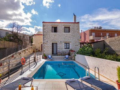 Photo for Villa for 12 persons, Kids pool,Picturesque village,Near taverns & minimarket