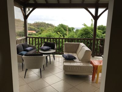 Photo for Creole Villa 5 minutes drive from the sea