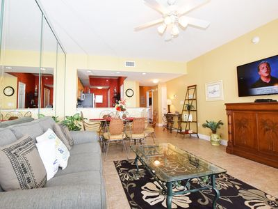 Photo for Direct Ocean View, Newly Renovated, Platinum Decor, Beach Service - we212