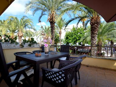 Photo for 3BR Apartment Vacation Rental in Càn Picafort, baleares